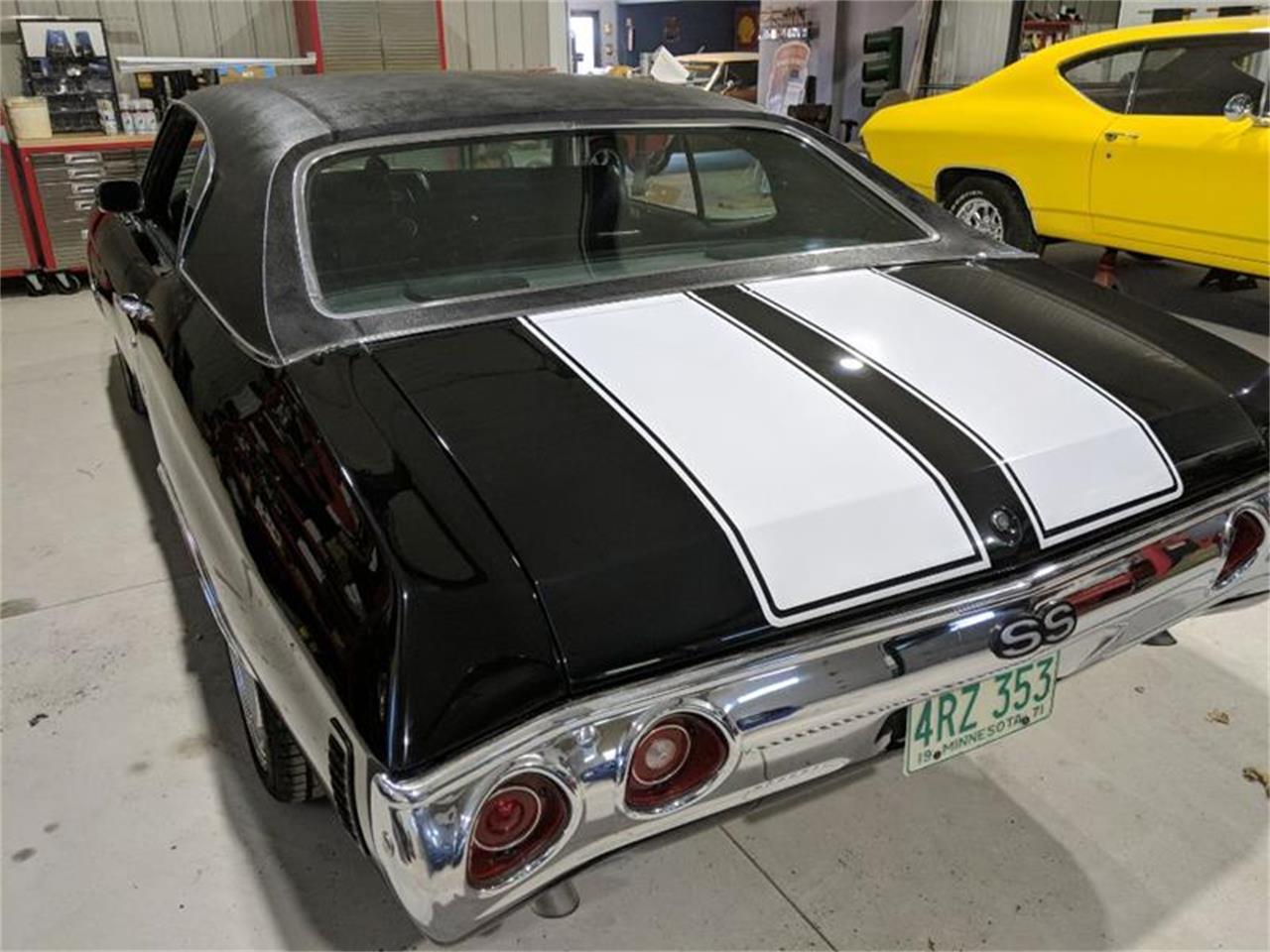 1971 Chevrolet Chevelle (CC-1223355) for sale in Spirit Lake, Iowa