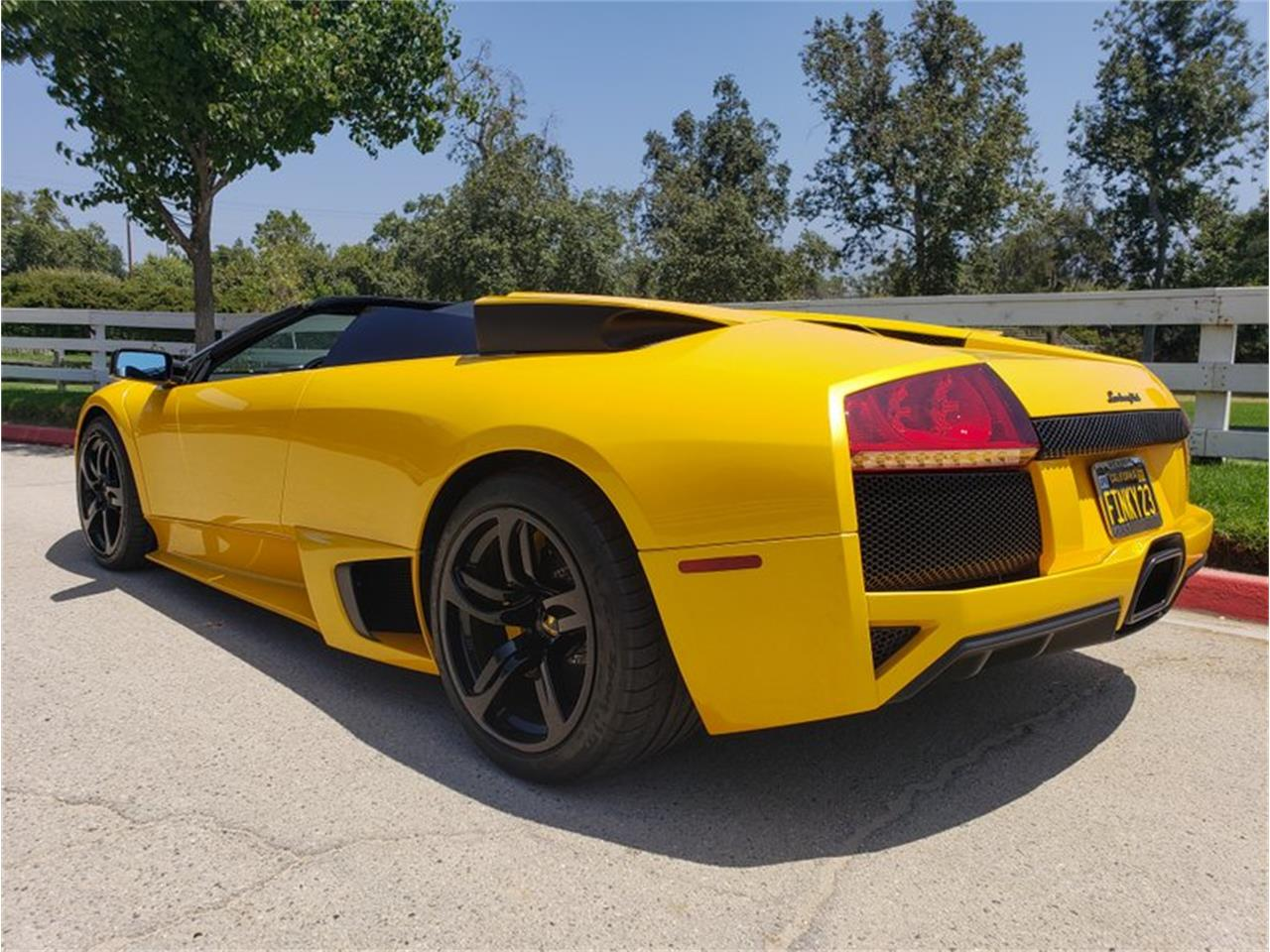 2008 Lamborghini Murcielago (CC-1223363) for sale in Los Angeles, California