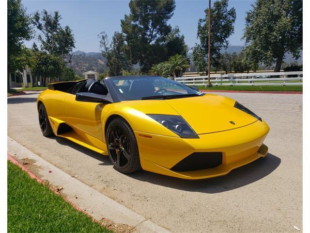 2008 Lamborghini Murcielago (CC-1223363) for sale in Los Angeles, California