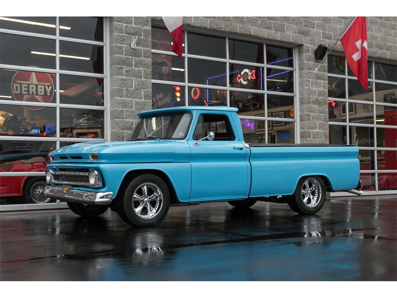 1966 Chevrolet C10 (CC-1223385) for sale in Annandale, Minnesota