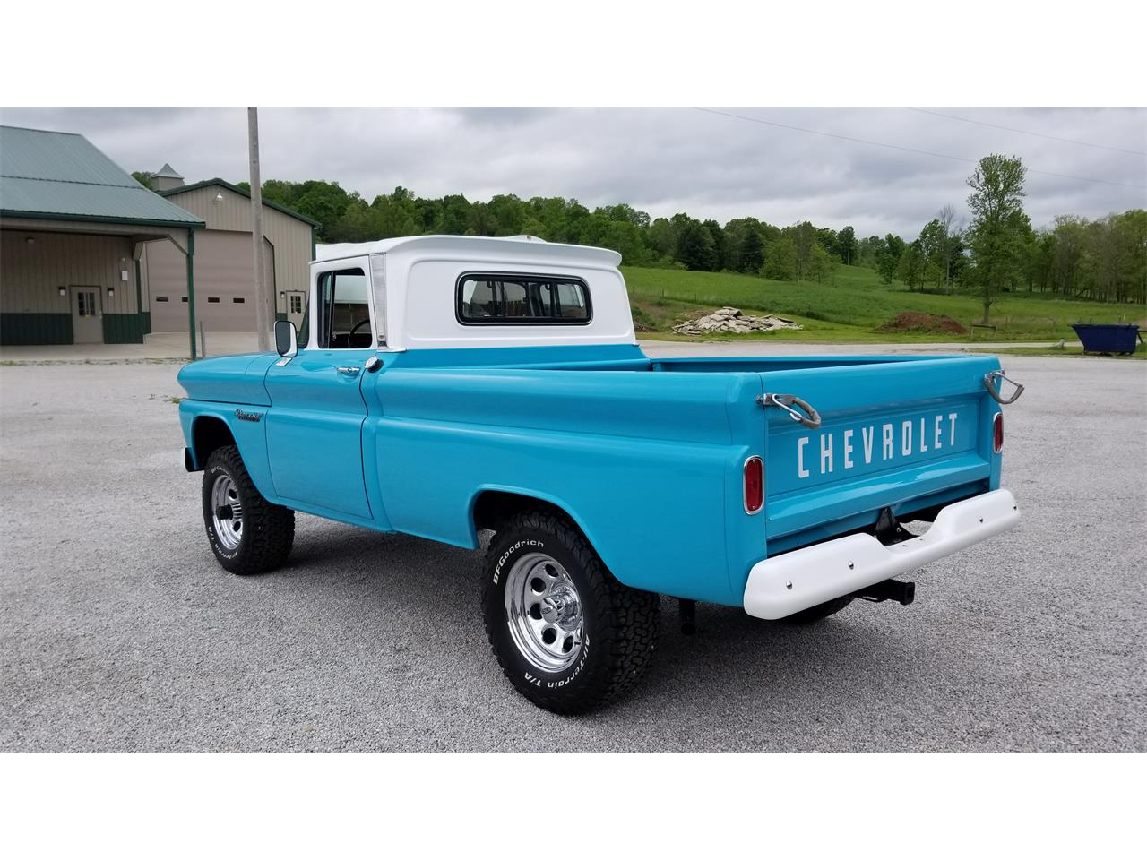 1960 Chevrolet Apache (CC-1223386) for sale in Salesville, Ohio