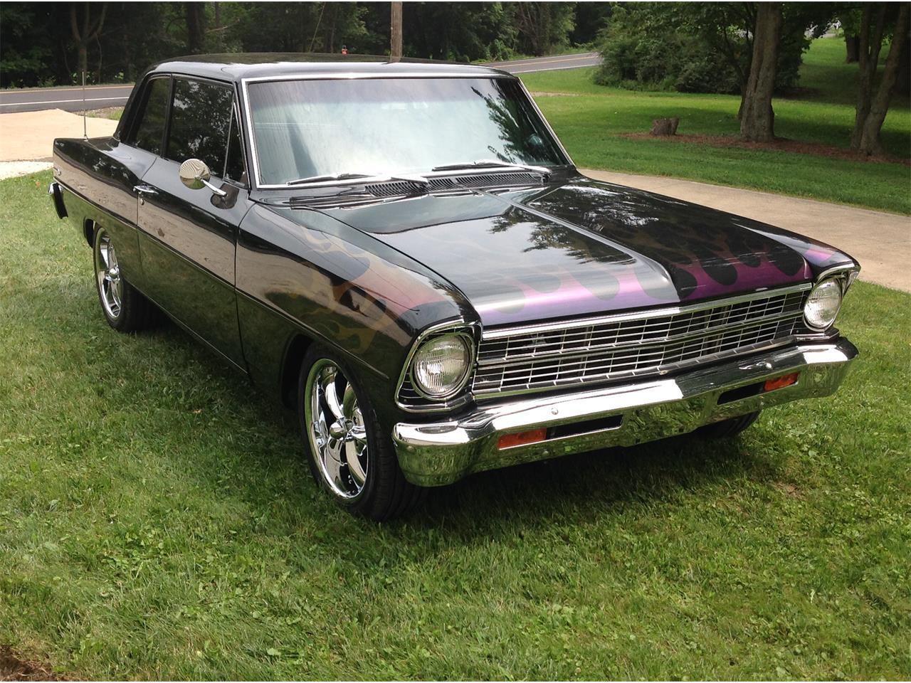 1967 Chevrolet Nova II (CC-1223387) for sale in Mill Hall, Pennsylvania