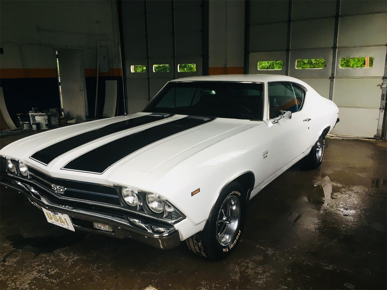 1969 Chevrolet Chevelle SS (CC-1223390) for sale in Mill Hall, Pennsylvania