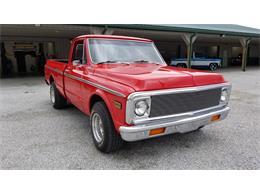 1971 Chevrolet C10 (CC-1223393) for sale in Salesville, Ohio
