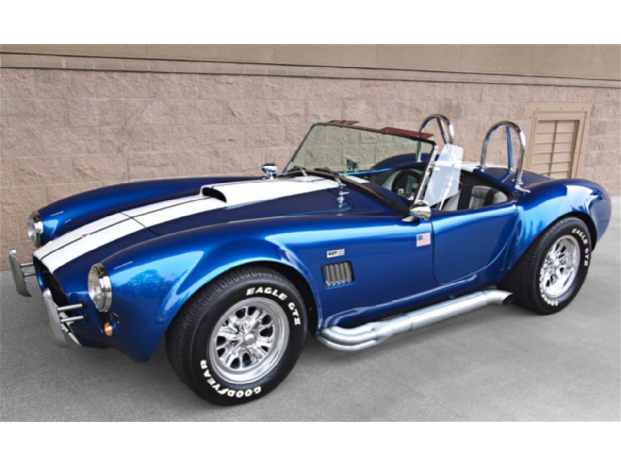 1966 Shelby Cobra Replica (CC-1223406) for sale in Morgan Hill , California