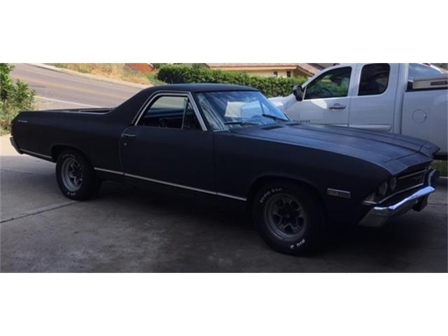 1968 Chevrolet El Camino (CC-1223415) for sale in San Diego, California