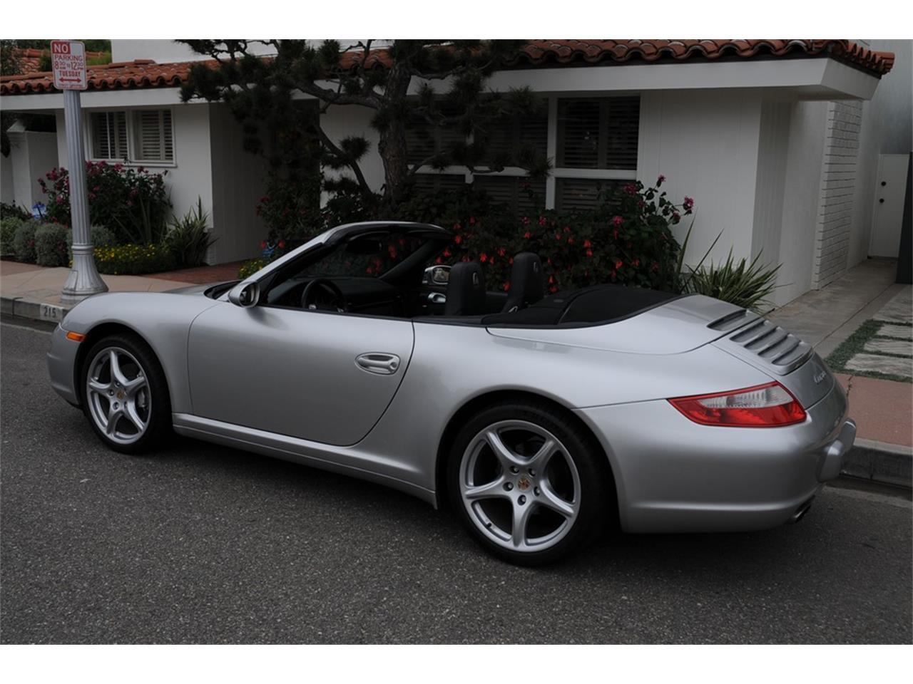 2006 Porsche 911 Carrera (CC-1223429) for sale in Costa Mesa, California
