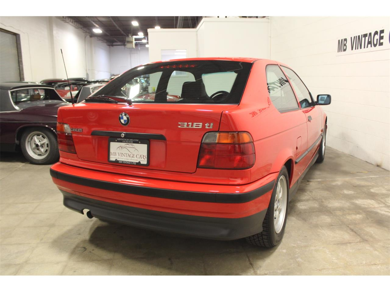 1995 BMW 318is (CC-1223440) for sale in Cleveland, Ohio