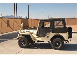 1951 Willys Jeep (CC-1223454) for sale in El Paso, Texas