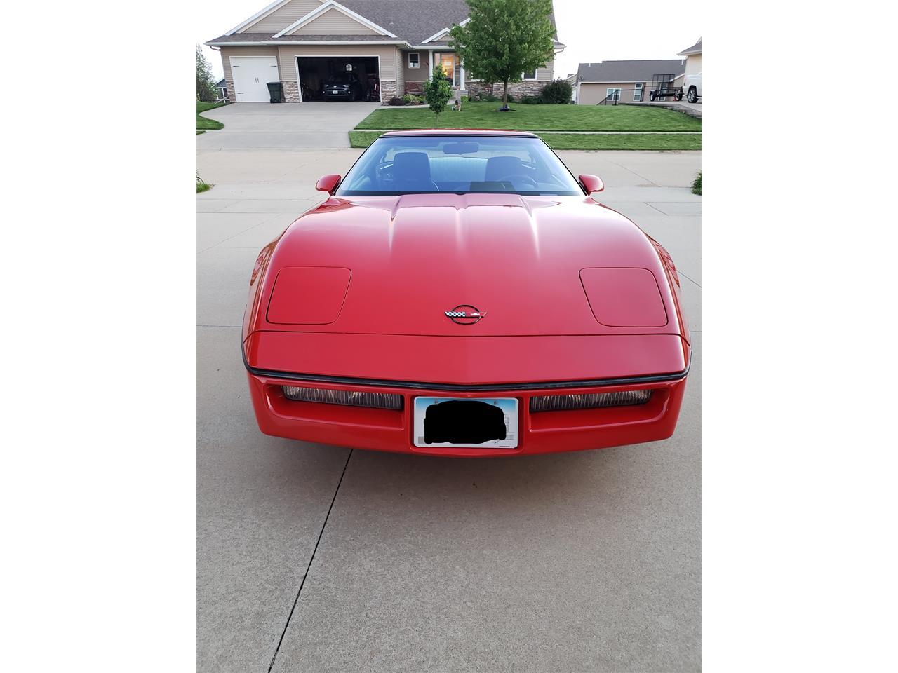 1990 Chevrolet Corvette ZR1 (CC-1223461) for sale in Solon, Iowa