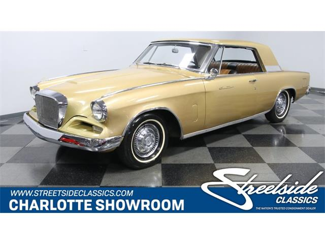 1962 Studebaker Hawk (CC-1223484) for sale in Concord, North Carolina