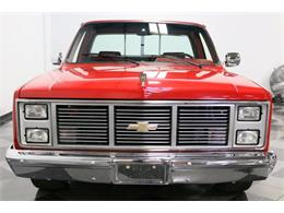 1988 Chevrolet C10 (CC-1223489) for sale in Ft Worth, Texas