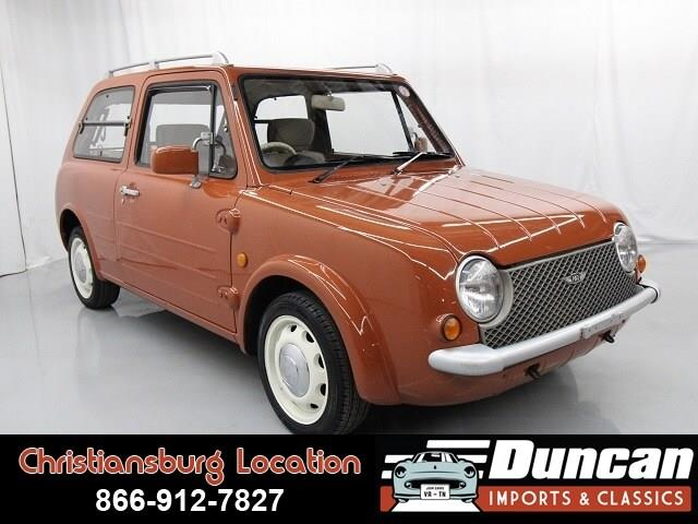 1990 Nissan Pao (CC-1223493) for sale in Christiansburg, Virginia
