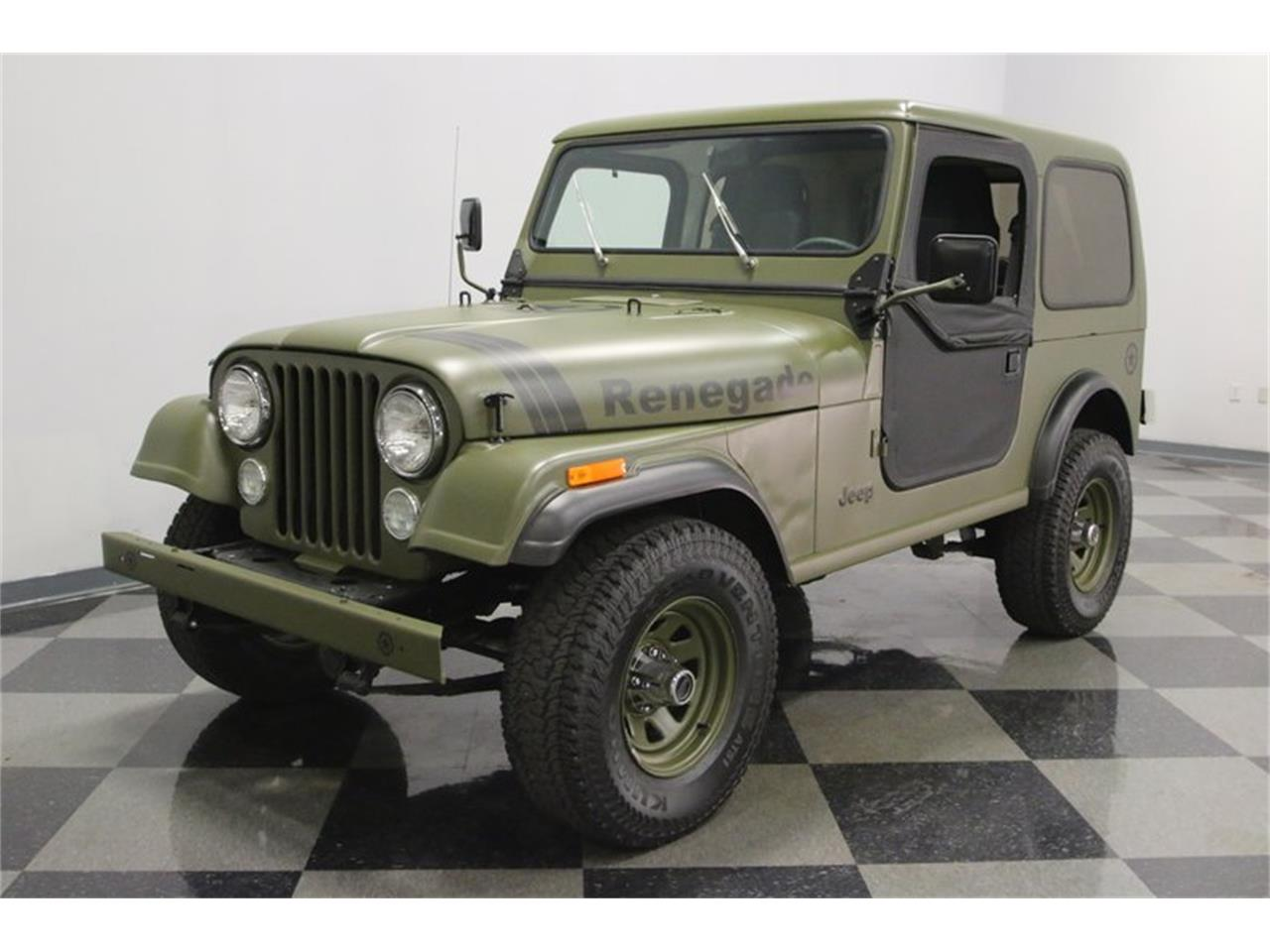 1982 Jeep CJ7 (CC-1223499) for sale in Lavergne, Tennessee
