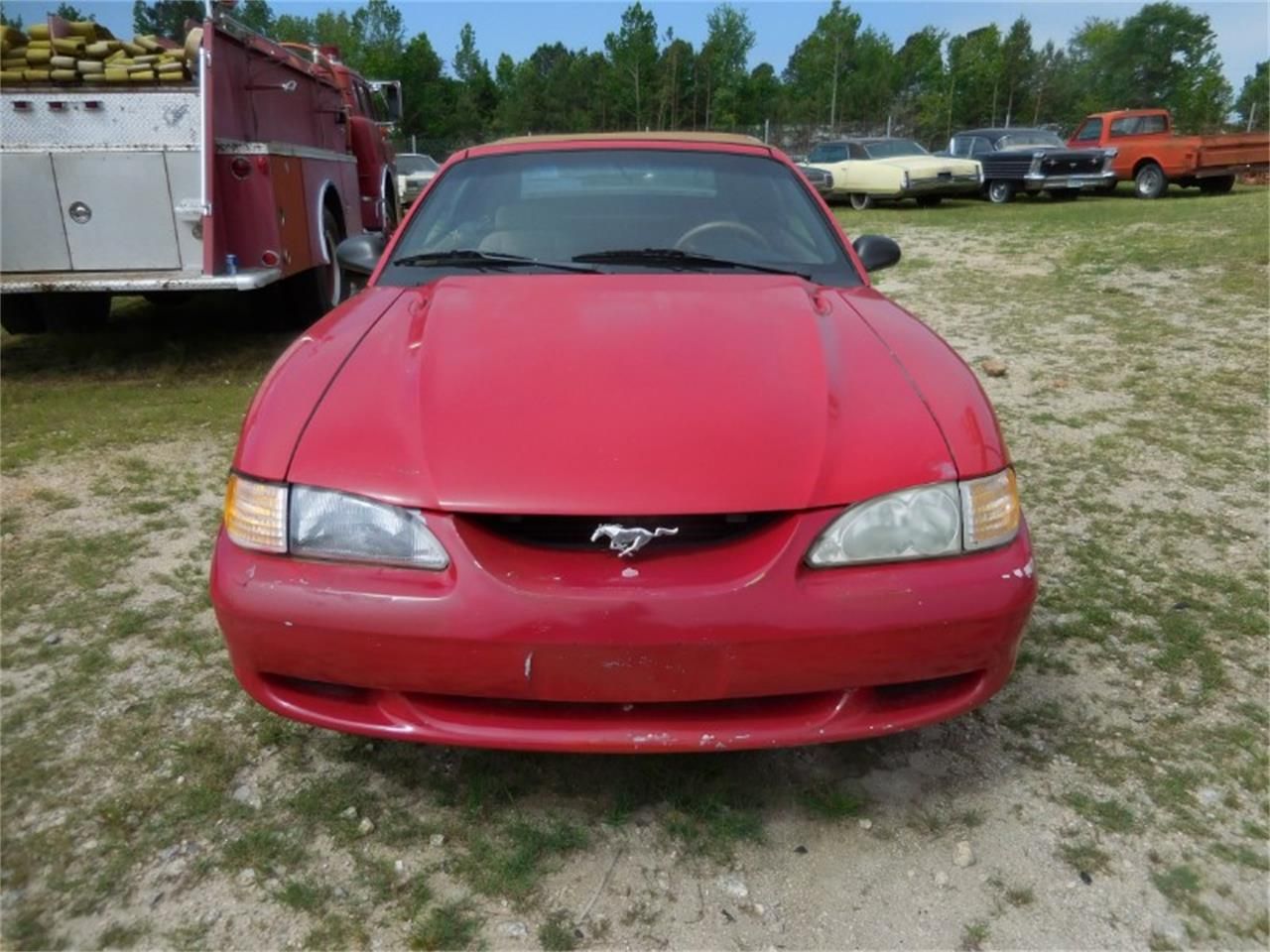 1998 Ford Mustang (CC-1223541) for sale in Gray Court, South Carolina