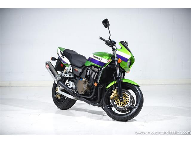 2001 Kawasaki Motorcycle (CC-1223565) for sale in Farmingdale, New York