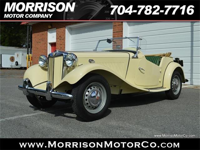 1953 MG TD (CC-1220361) for sale in Concord, North Carolina