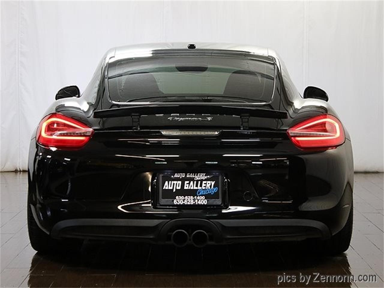 2014 Porsche Cayman (CC-1223661) for sale in Addison, Illinois