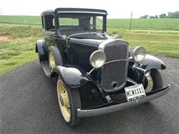 1931 Chevrolet 5-Window Coupe (CC-1223668) for sale in Clarksburg, Maryland
