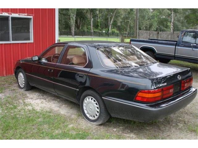 1990 Lexus LS400 (CC-1223682) for sale in Cadillac, Michigan