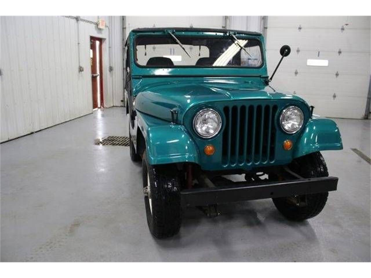 1968 Jeep CJ6 (CC-1223716) for sale in Cadillac, Michigan