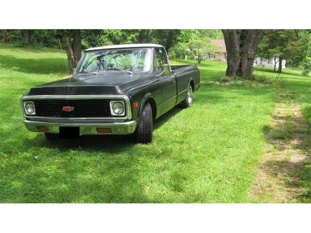 1969 Chevrolet C10 (CC-1223722) for sale in Cadillac, Michigan