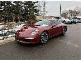 2012 Porsche 911 (CC-1223726) for sale in Cadillac, Michigan