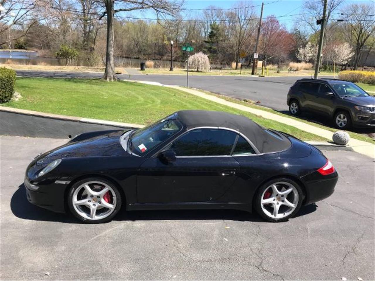 2007 Porsche Carrera (CC-1223728) for sale in Cadillac, Michigan