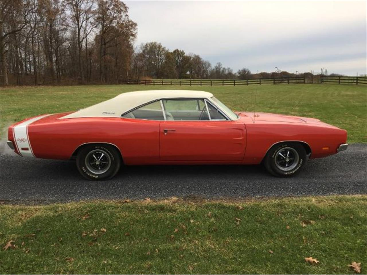 1969 Dodge Charger (CC-1223738) for sale in Cadillac, Michigan