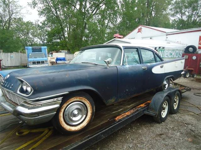 1957 Chrysler Windsor (CC-1223753) for sale in Jackson, Michigan