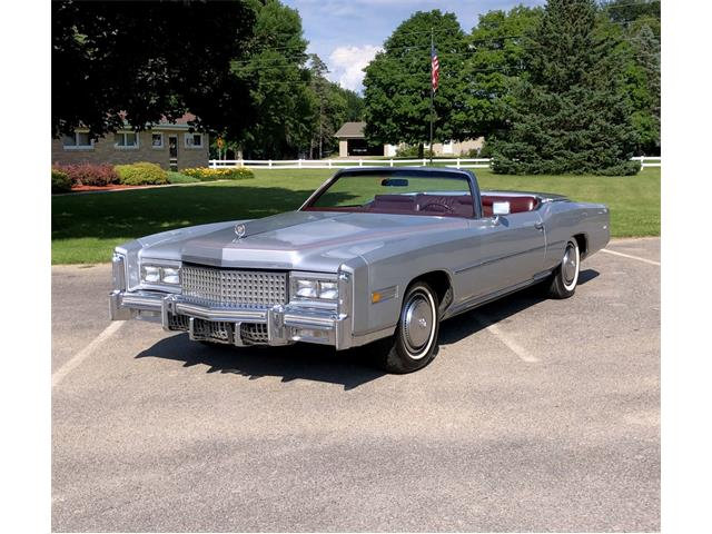 1975 Cadillac Eldorado (CC-1223777) for sale in Maple Lake, Minnesota