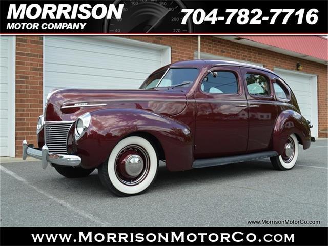 1939 Mercury Eight (CC-1220378) for sale in Concord, North Carolina