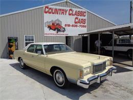 1977 Mercury Marquis (CC-1223855) for sale in Staunton, Illinois