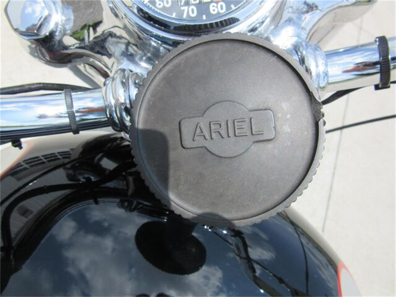 1955 Ariel Square Four (CC-1223902) for sale in Greenwood, Indiana