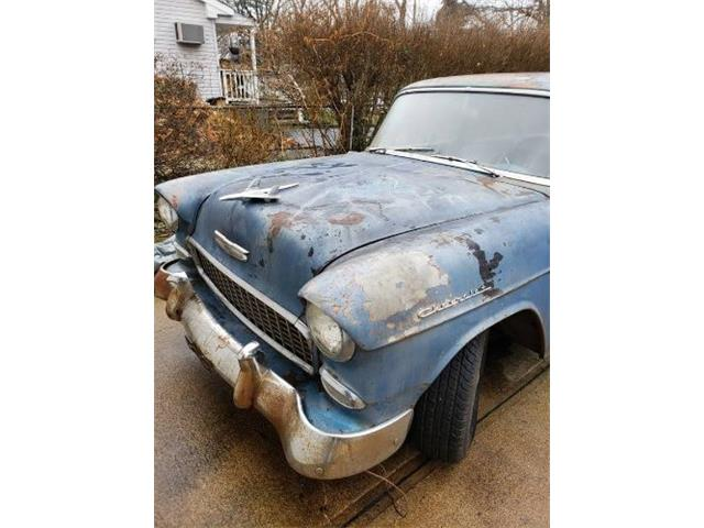 1955 Chevrolet Coupe (CC-1223916) for sale in Cadillac, Michigan