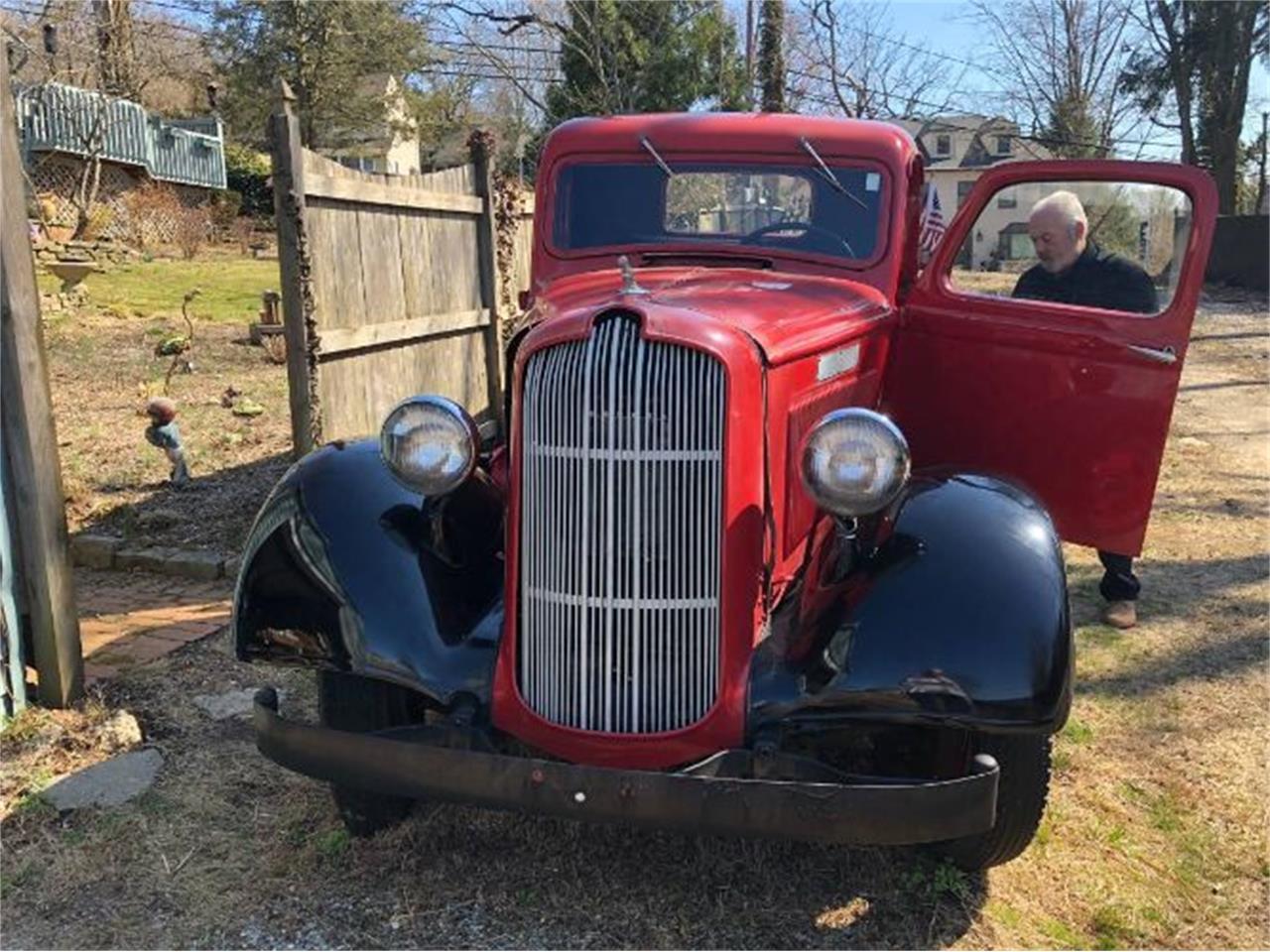 1936 Dodge Pickup (CC-1223920) for sale in Cadillac, Michigan
