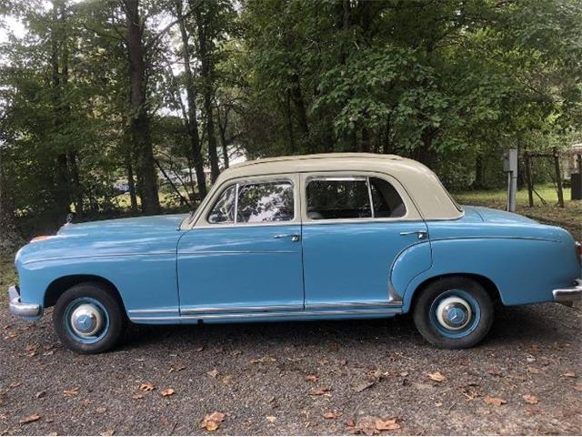1956 Mercedes-Benz 220 (CC-1223937) for sale in Cadillac, Michigan