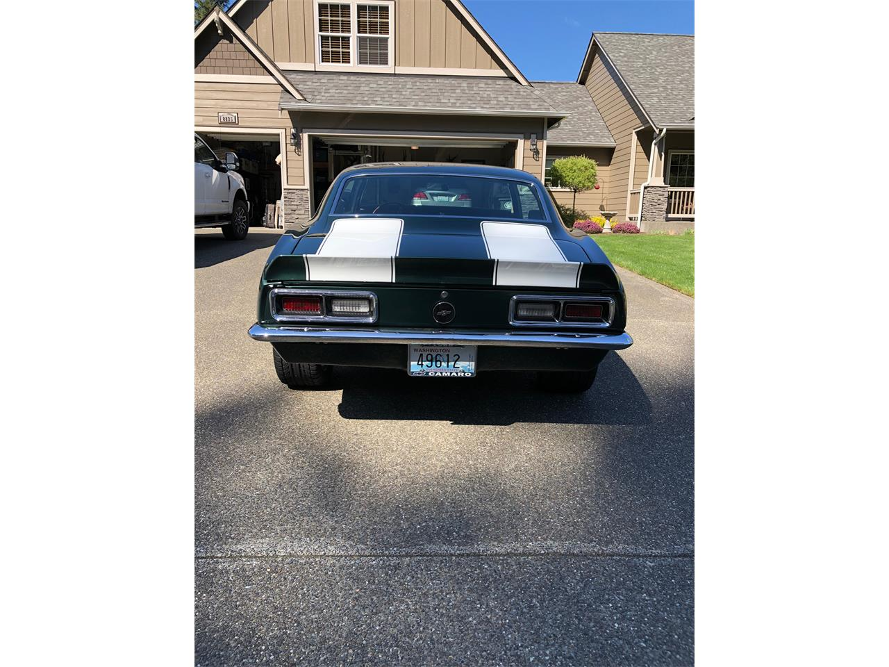 1968 Chevrolet Camaro (CC-1223984) for sale in Olympia, Washington