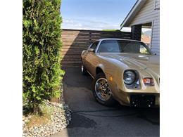 1980 Chevrolet Camaro (CC-1223990) for sale in Fraser Valley, British Columbia