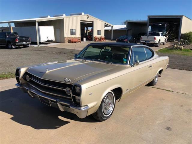 1967 AMC Marlin (CC-1224052) for sale in BEASLEY, Texas