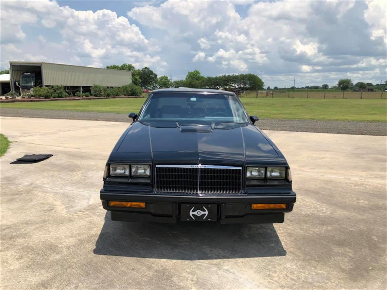 1986 Buick Grand National (CC-1224057) for sale in BEASLEY, Texas