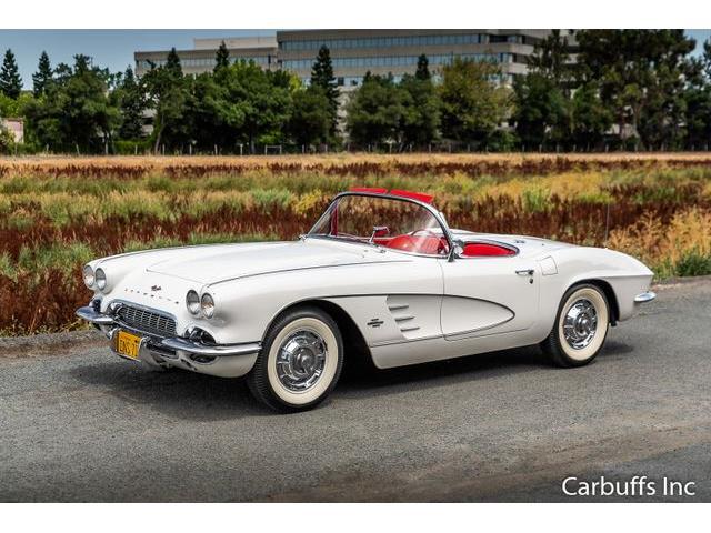 1961 Chevrolet Corvette (CC-1224104) for sale in Concord, California