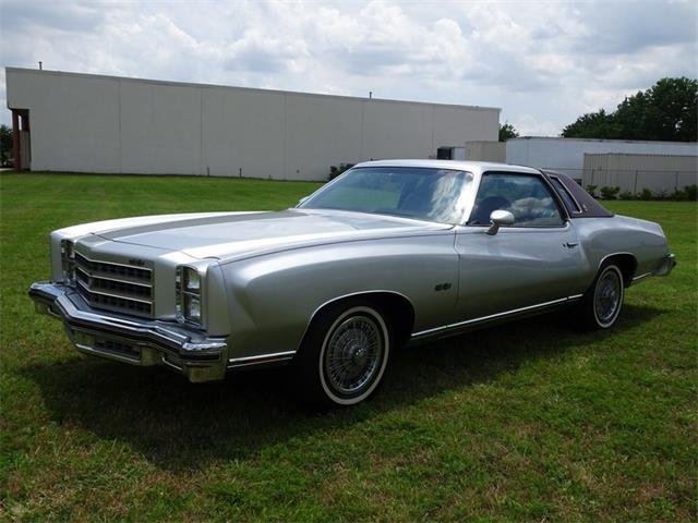 1976 Chevrolet Monte Carlo (CC-1224125) for sale in DALLAS, Texas