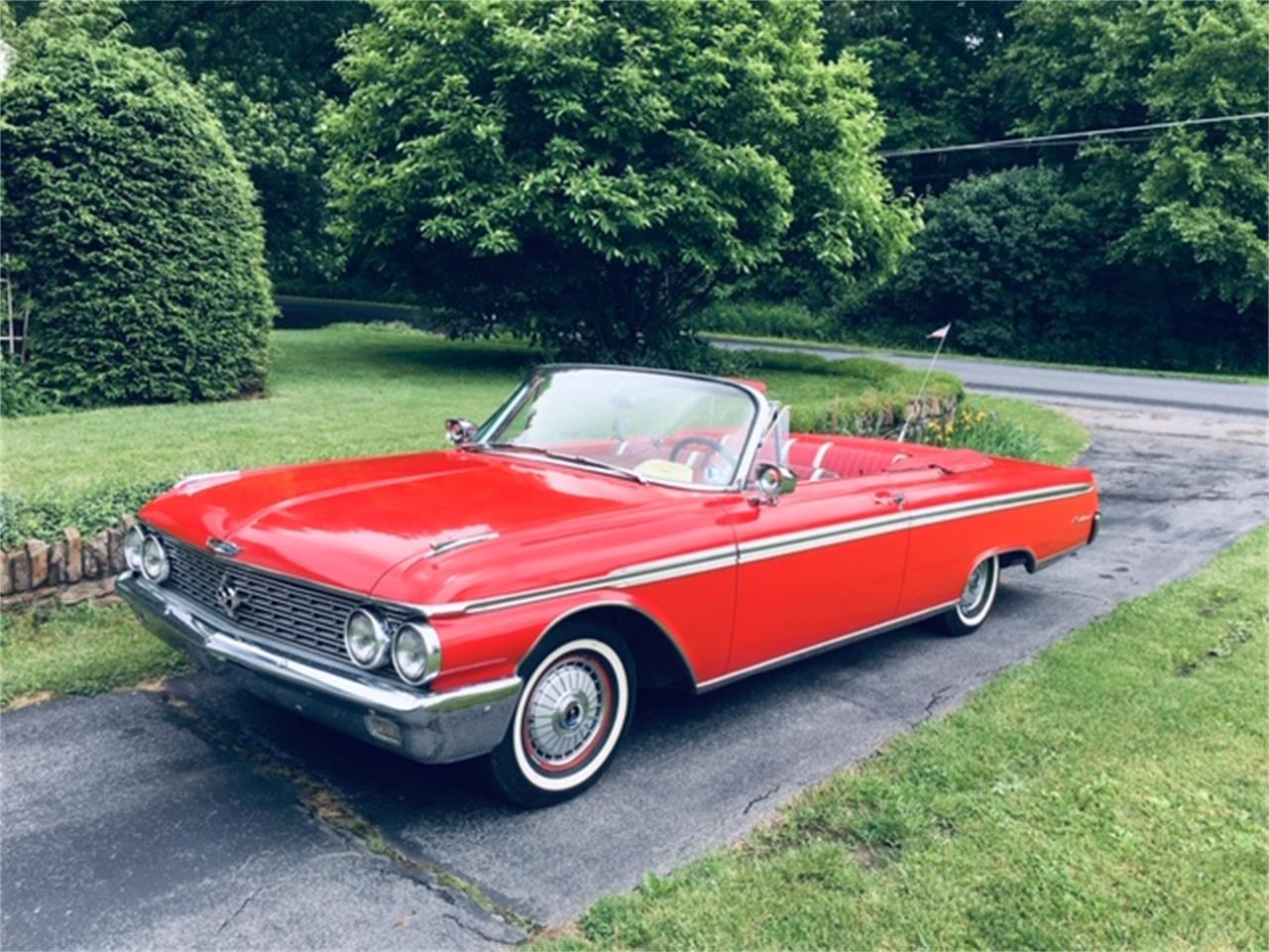 1962 Ford Galaxie 500 Sunliner (CC-1224129) for sale in Johnstown, Pennsylvania