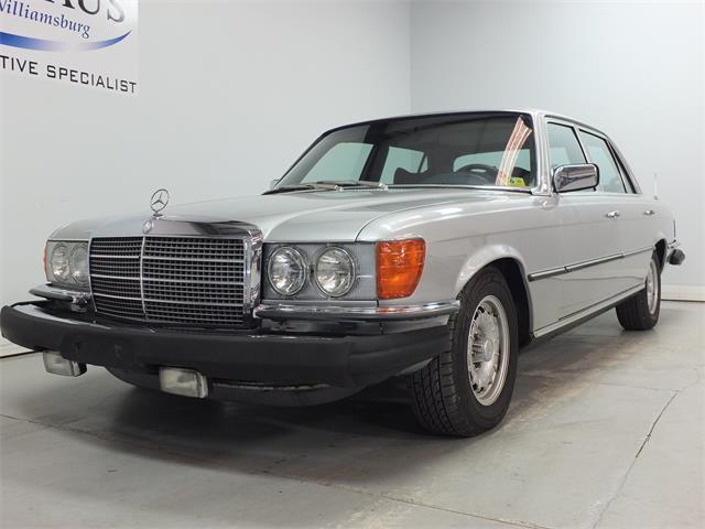 1977 Mercedes-Benz 450SEL (CC-1224131) for sale in Williamsburg, Virginia