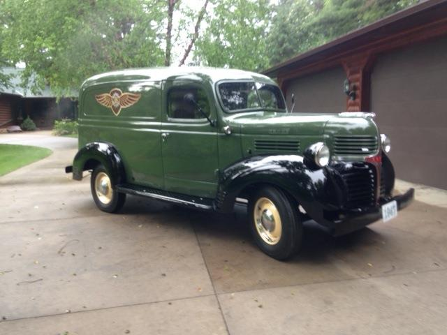 1947 Dodge Pickup (CC-1224136) for sale in Pequot Lakes      Mn., Minnesota