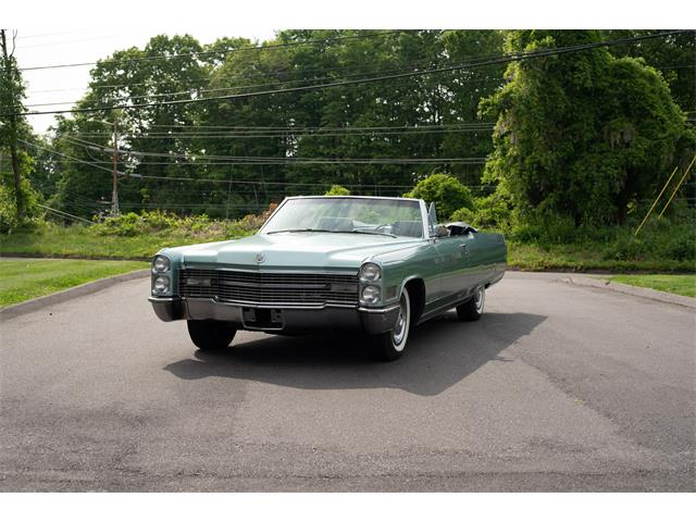 1966 Cadillac Eldorado (CC-1224187) for sale in Orange, Connecticut
