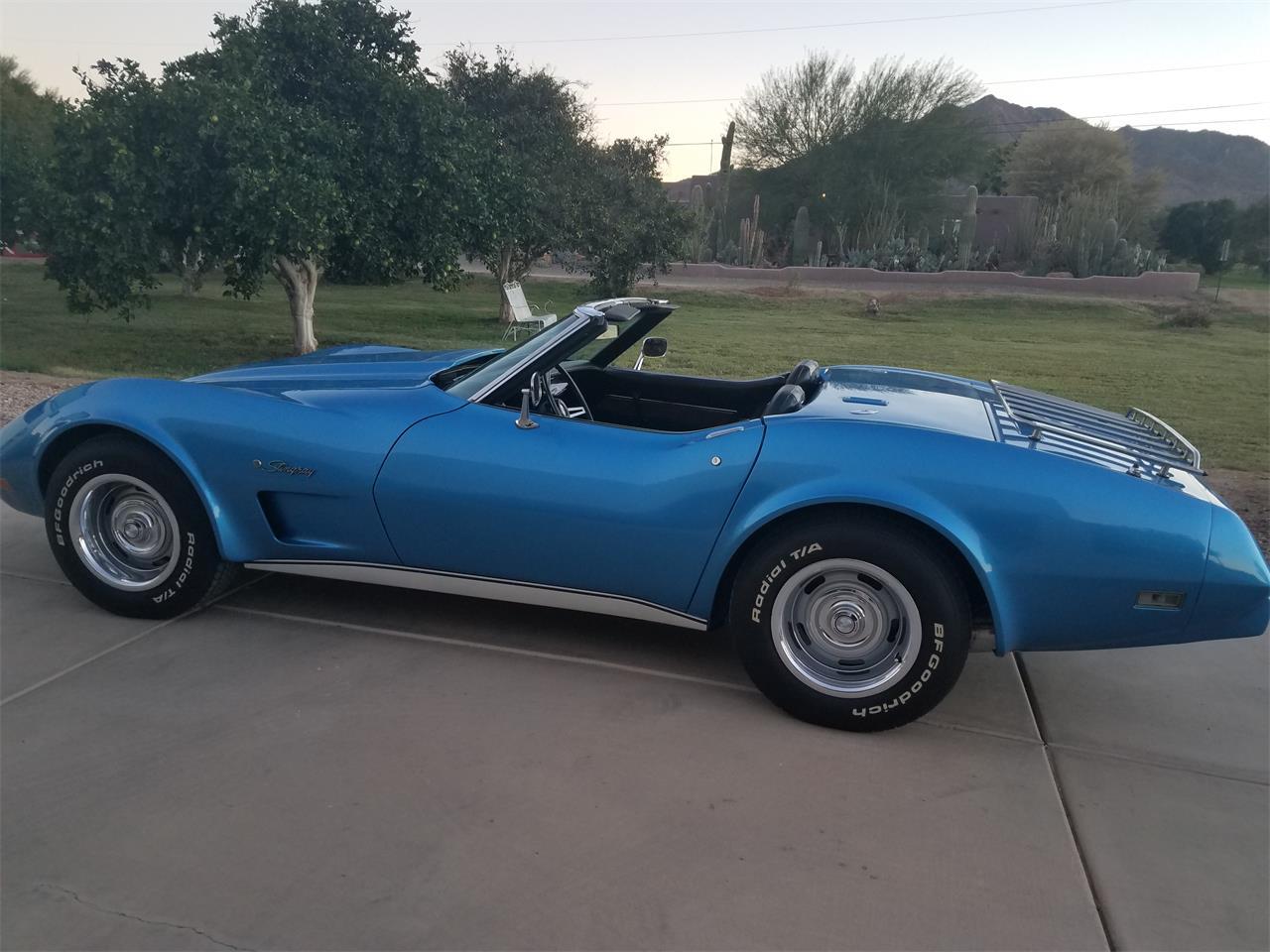 1975 Chevrolet Corvette (CC-1224189) for sale in Queen Creek, Arizona