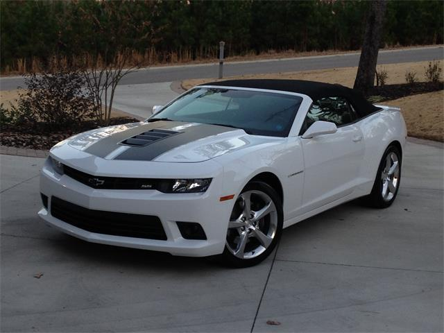 2015 Chevrolet Camaro (CC-1224194) for sale in Aiken, South Carolina