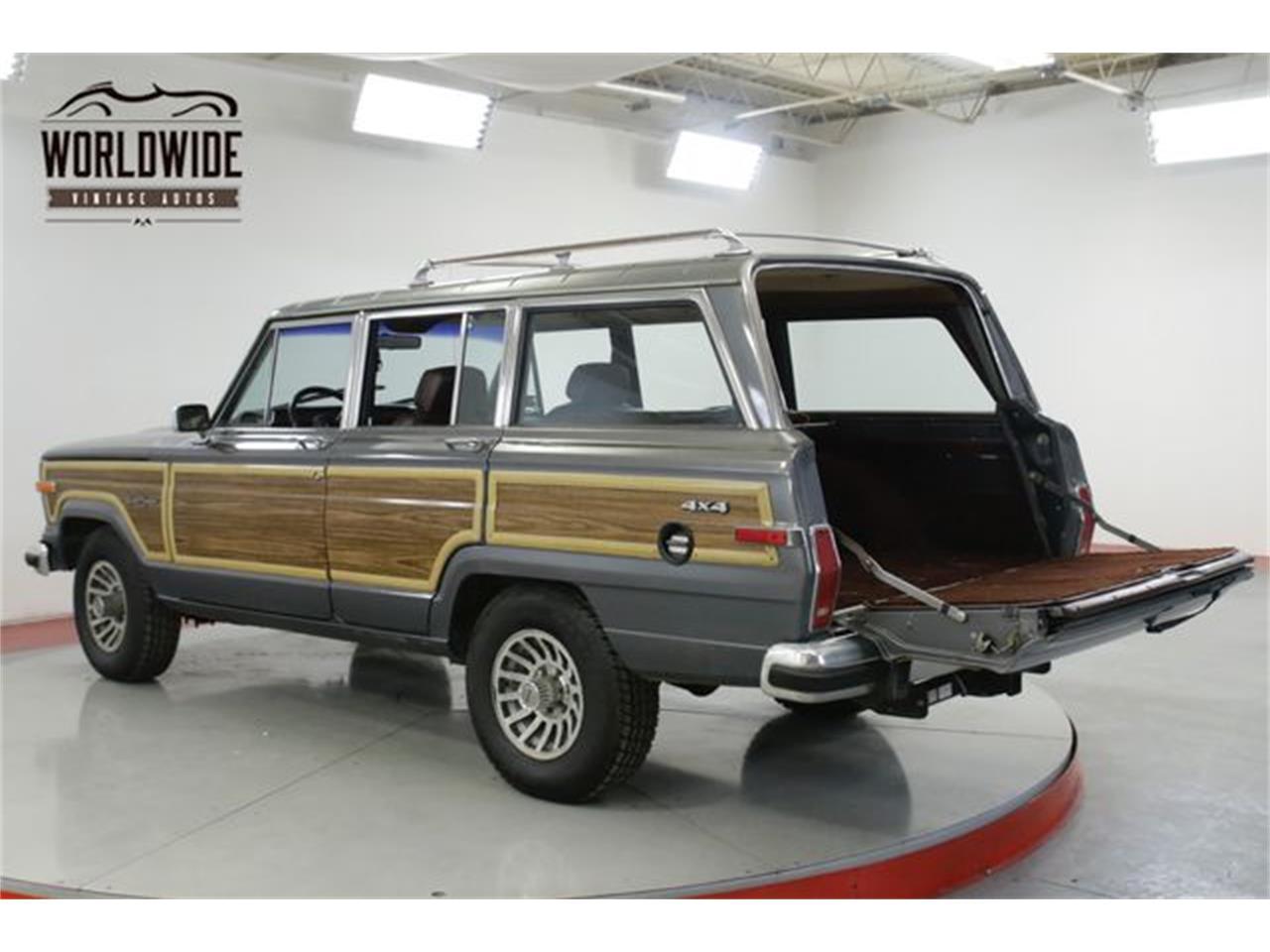 1989 Jeep Grand Wagoneer (CC-1224225) for sale in Denver , Colorado
